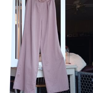 charlotte russe rose dust colored xs pants